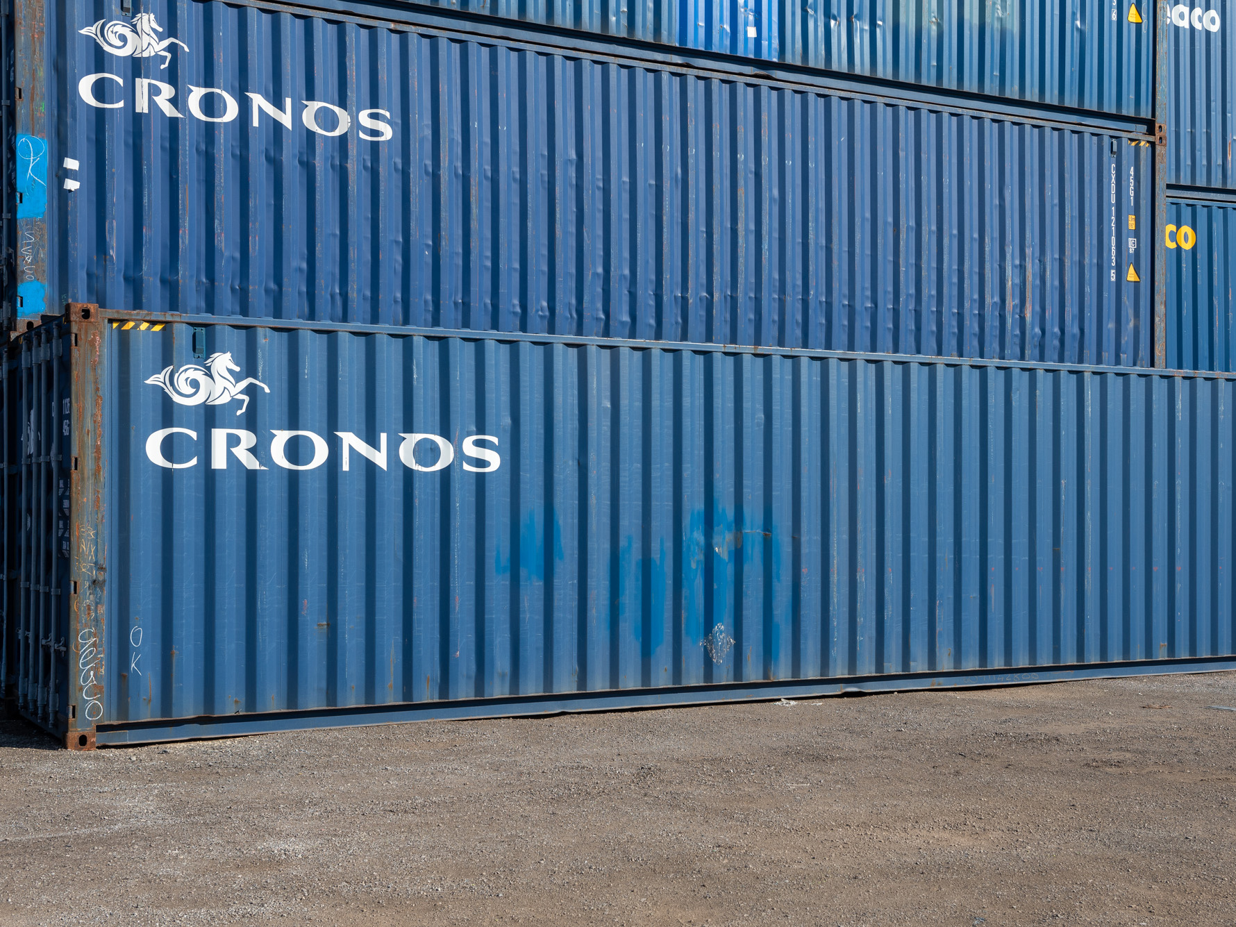 40ft Used Shipping Containers