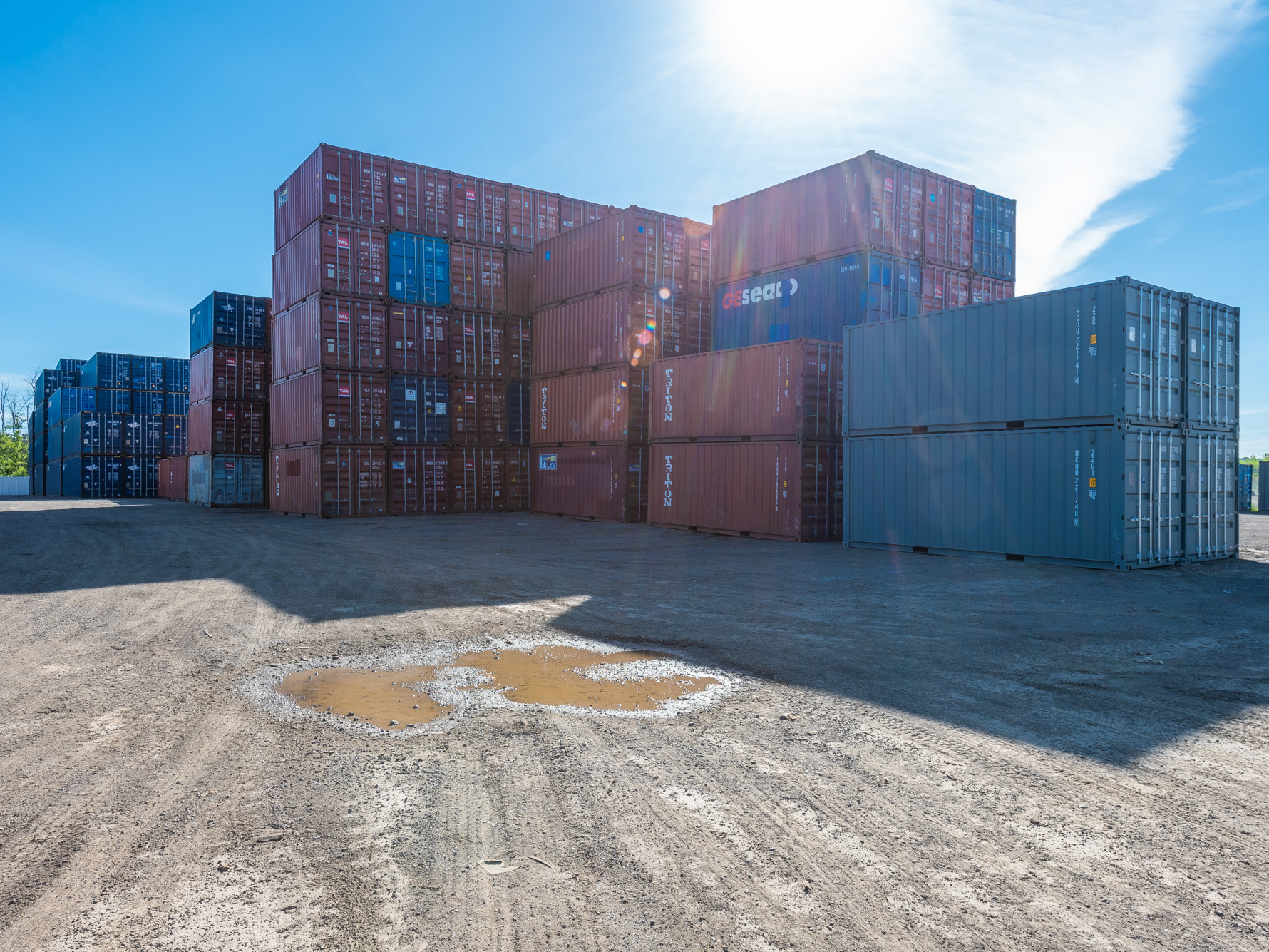 Shipping Container For Sale! Sea Can Grades Explained - TargetBox