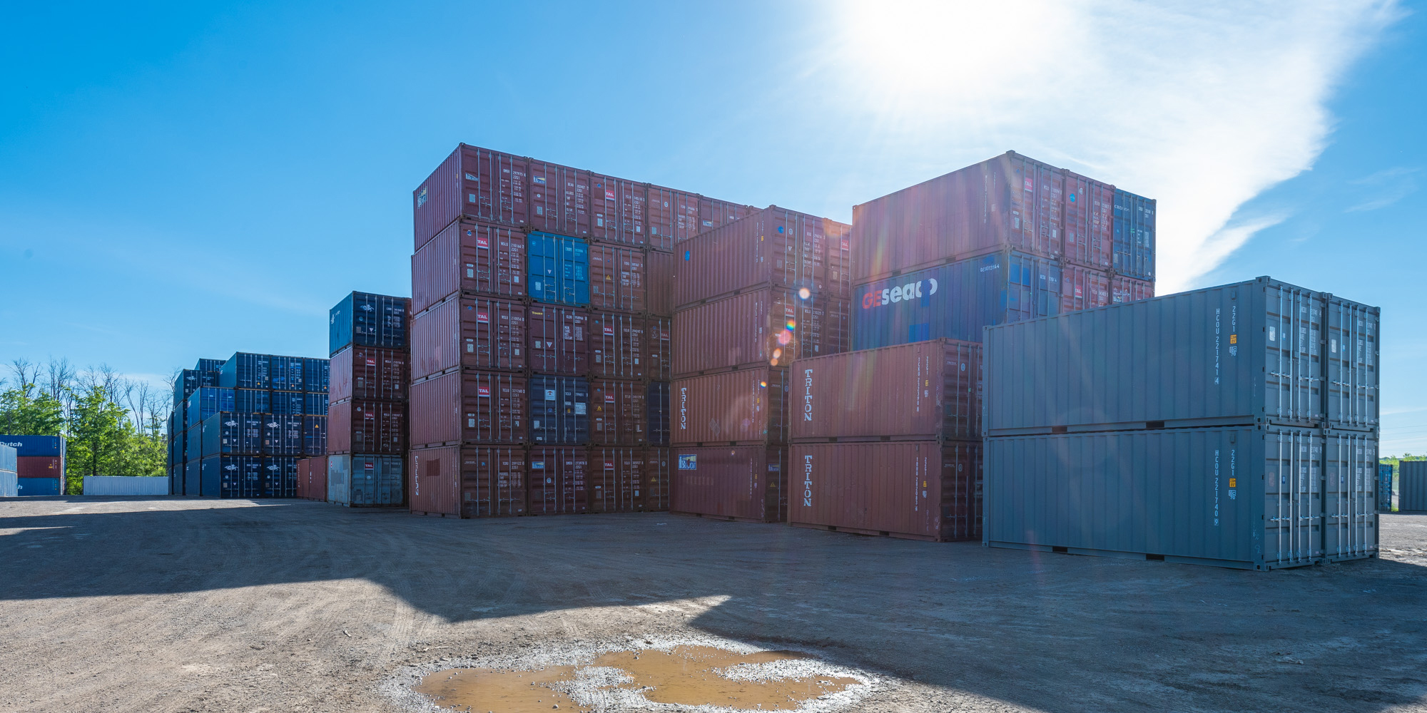 Shipping Container For Sale! Sea Can Grades Explained