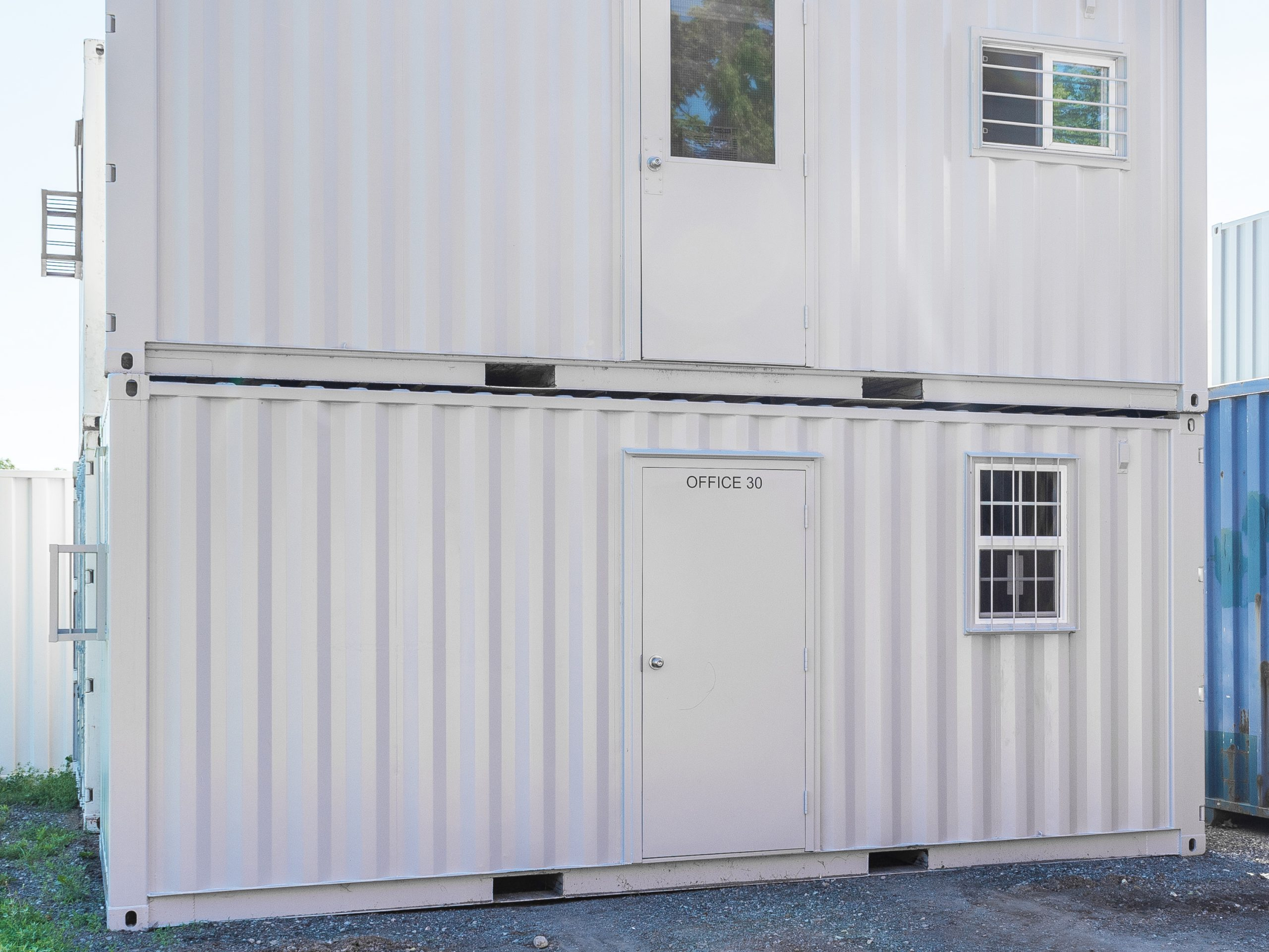 Shipping Container Office - TargetBox Containers