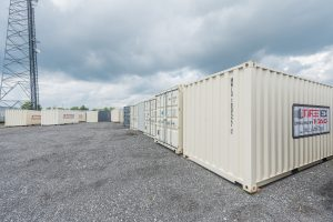 TargetBox Secured Yard