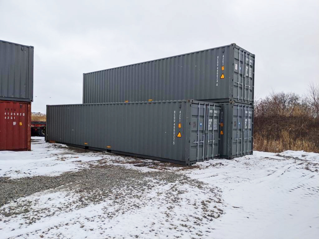 40ft High Cube New Shipping Container