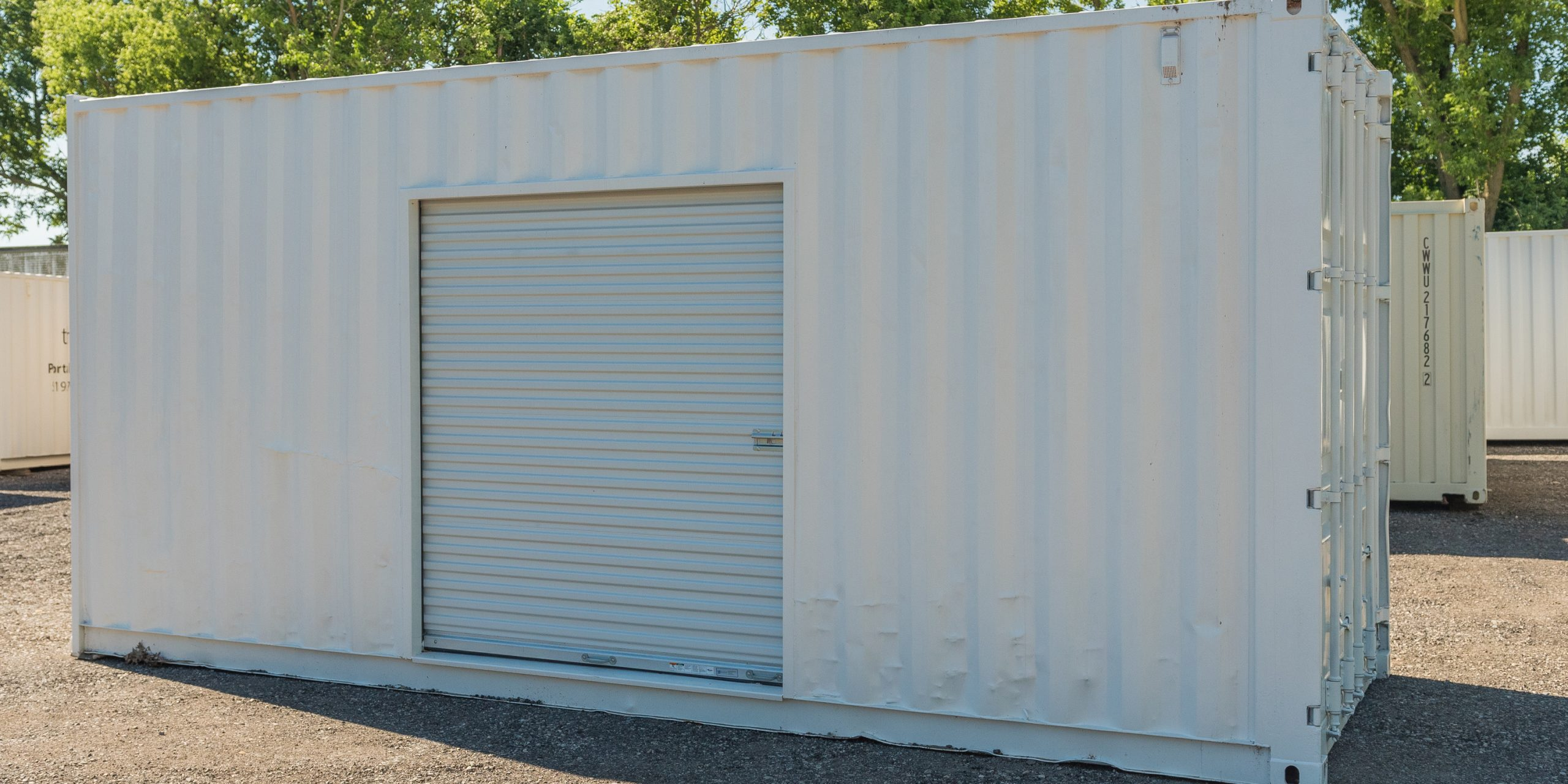20ft shipping container possibilities