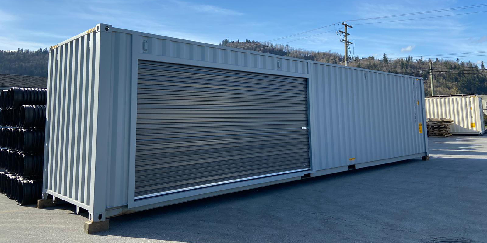 40ft Shipping Containers Dimensions and Ideal Use Cases - TargetBox - Article - 01