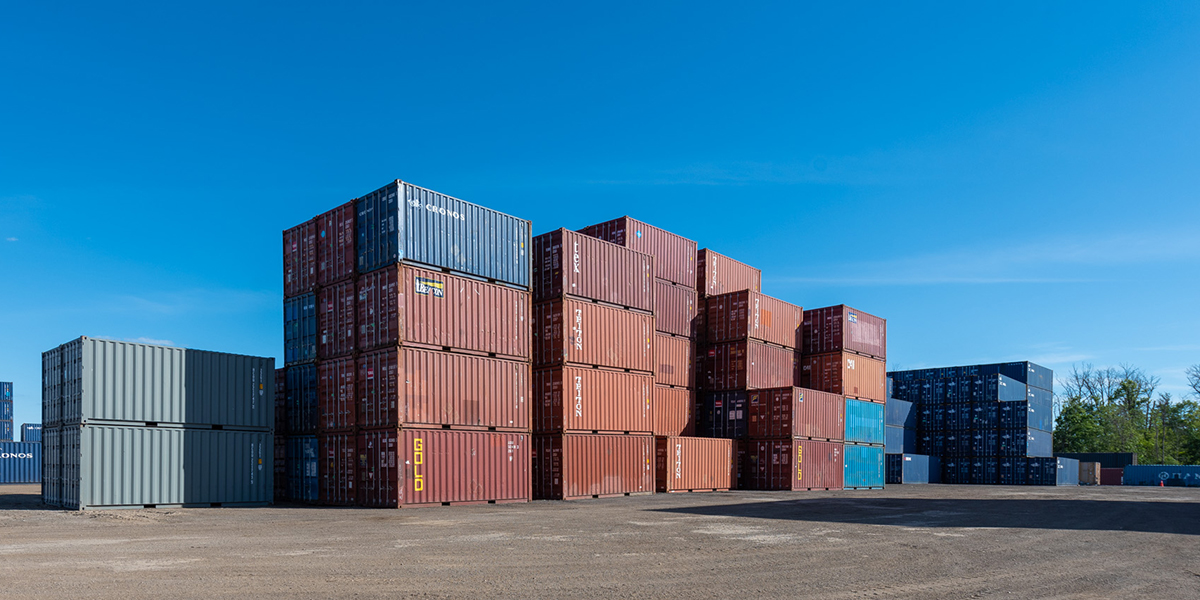 Buying Your Shipping Container in Ontario - TargetBox Container Sales & Rentals