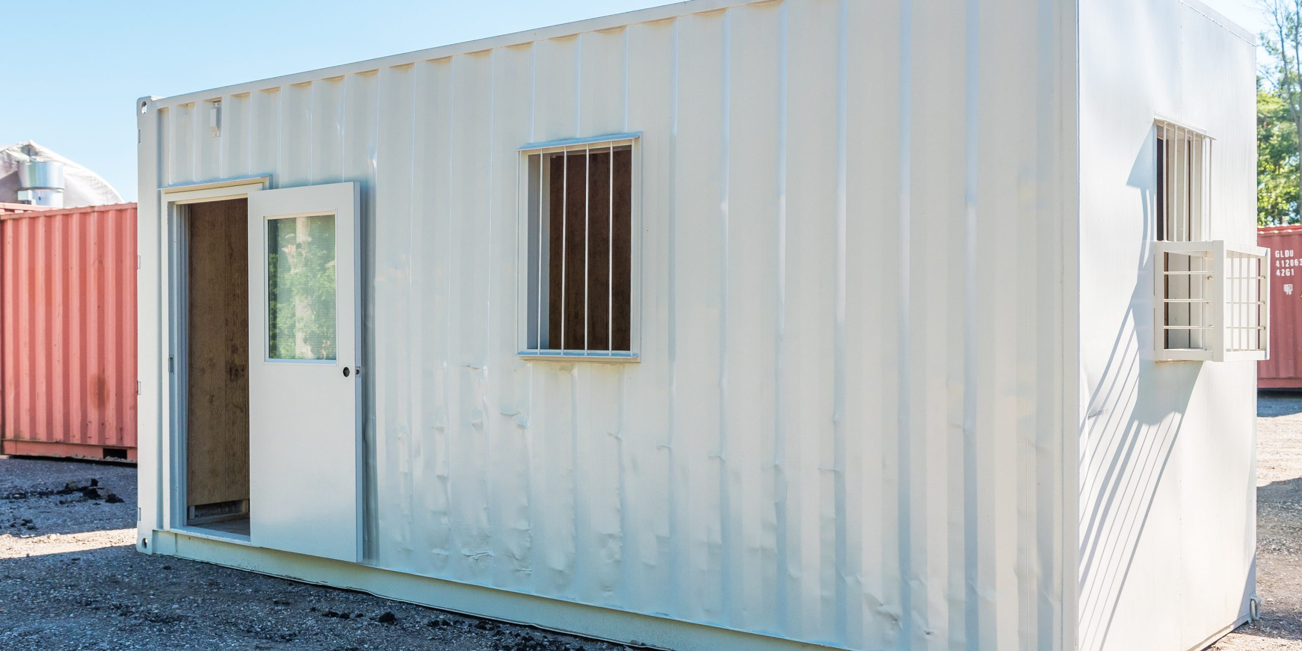 TargetBox - Article - Shipping Containers for Emergencies & Disaster Management